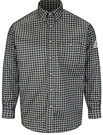 Flame Resistant ComforTouch™ Plaid Dress Shirt