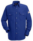 NOMEX® IIIA Flame Resistant 6oz. Snap Front Deluxe Shirt